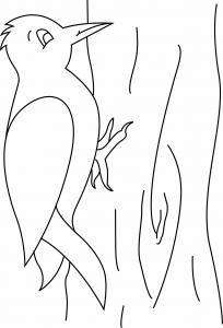Oiseau 12 - motif à imprimer