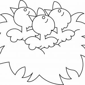 Oiseau 13 - motif à imprimer