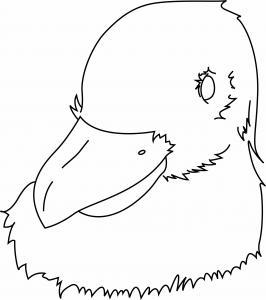 Oiseau 34 - motif à imprimer