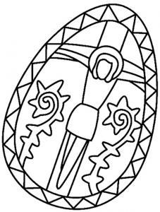 Pâques 03 - motif à imprimer