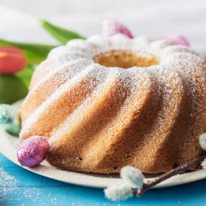 Le Babka est un gâteau de Pâques polonais que l'on retrouve très souvent pendant les fêtes de Pâques.