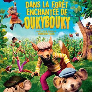 Découvrez la bande - annonce et des infos sur le film d'animation : dans la forêt enchantée de Oukybouky
