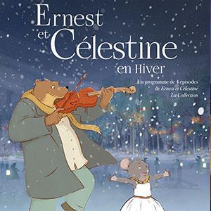 Découvrez la bande - annonce et des infos sur le film d'animation : Ernest et Célestine en hiver