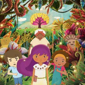 Découvrez la bande annonce et des infos sur le film d'animation : Le voyage de Lila