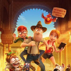 Découvrez la bande annonce et des infos sur le film d'animation : Tad et le secret du Roi Midas