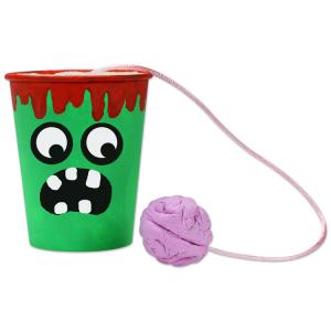 Une activité de bricolage enfant pour réaliser un jeu de bilboquet d'Halloween avec un gobelet en carton. Le bilboquet est un célèbre jeu d'adresse. Un bricolage facile et économique, car il suffit de recycler vos gobelets en carton. Vidéo du tuto à regar