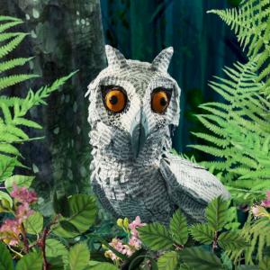 Réalisées en papier mâché, les délicates marionnettes prennent vie en stop-motion, dans de superbes décors colorés, pour raconter aux petits et aux grands la vie de la faune et de la flore de nos campagnes et les sensibiliser à la préservation de la natur