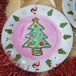Bricolage Noël Maternelle Avec Tête à Modeler