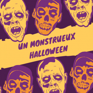 Imprimez gratuitement cette jolie carte d'Halloween afin de l'offrir à un ami ou à quelqu'un de la famille. Il suffit de l'imprimer sur du papier épais et d'y inscrire un petit mot à l'intérieur ou un beau dessin.