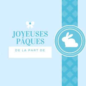 Carte Joyeuses Pâques personnalisable à imprimer gratuitement pour l'envoyer à la famille et aux amis afin de leur souhaiter de passer de joyeuses Pâques. Imprimez la carte Pâques sur du papier épais et écrivez-y un joli texte avant de l'offrir.