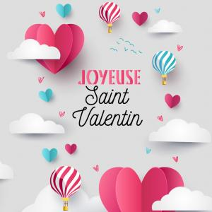 Une jolie carte de Saint Valentin gratuite à imprimer, compléter et à offrir. Cette jolie carte de Saint Valentin sera un cadeau parfait avec un petit poeme inscrit a l'interieur pour l'élu de son coeur.