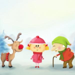 Nous vous emmenons dans un mode mélodieux et féerique venu tout droit du pôle Nord avec nos chants de noel ! Réchauffez vos cœurs et vos cordes vocales en compagnie de chanson de noel classique comme « Petit papa noel », « Vive le vent »,  « Mon beau sapi