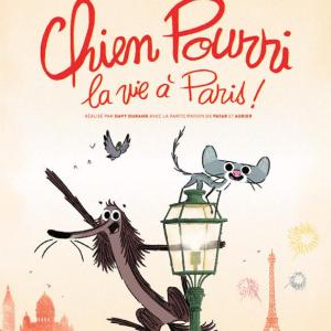 Il était une fois un chien parisien, naïf et passionné appelé Chien Pourri. Avec Chaplapla, son fidèle compagnon de gouttière, Chien Pourri arpente les rues de Paris la truffe au vent. Peu importe les catastrophes qu'il provoque, Chien Pourri retombe touj