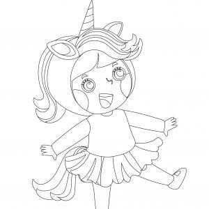 Voici le coloriage carnaval ! Un dessin à imprimer sur le thème du Carnaval et de mardi gras - Page 20