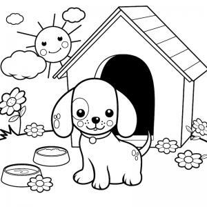 Voici un coloriage loup à imprimer gratuitement. Un dessin de loup à imprimer pour tous les petits amoureux des animaux. Page 8
