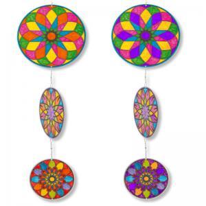 Coloriage de mobiles Mandala