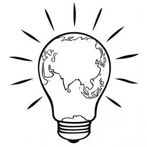 Retrouvez un coloriage sur l'écologie et imprimez un dessin gratuitement pour un atelier sur l'environnement ou pour la journée mondiale de la terre - Page 09