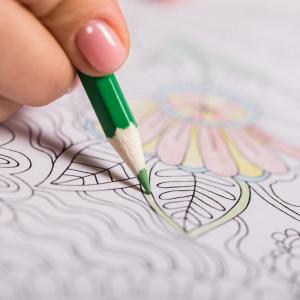 coloriage - mot du glossaire Tête à modeler.   Définition et activités associées au mot coloriage.