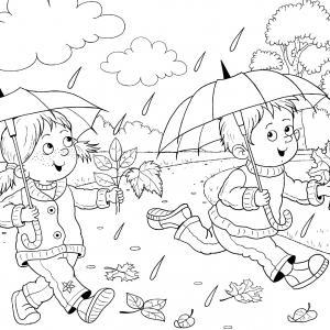 Voici un coloriage de feuilles d'arbre à imprimer gratuitement. Un dessin de feuilles à imprimer pour tous les petits amoureux des arbres et de la nature. Page 02