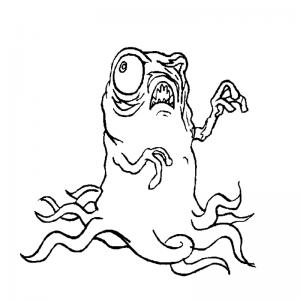 Coloriage monstre : retrouvez tous nos dessins à imprimer sur le thème des monstres. Une sélection qui va plaire aux enfants en attendant à Halloween.
