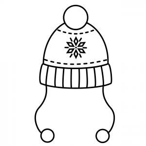 Voici un coloriage d'hiver à imprimer gratuitement. Un dessin d'hiver à imprimer pour tous les petits amoureux de la nature. Page 17