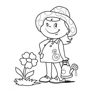 Imprimez votre coloriage de Sainte Catherine gratuitement et proposez à votre enfant de colorier une catherinette ou des chapeaux pour fêter la Sainte Catherine  - Page 10