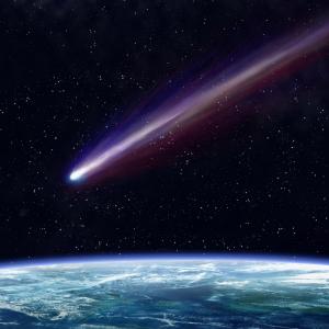 comete - mot du glossaire Tête à modeler.   Définition et activités associées au mot comete.