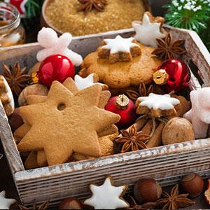 Recette des Cookies de Noël