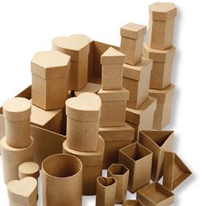 Comment décorer des objets en carton - Nos conseils et les bonnes techniques