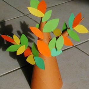 Des activités à faire avec les enfants sur le thème des arbres