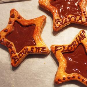 Une recette de biscuits utilisables en marque-places pour vos tables de fêtes