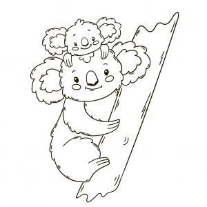 Voici un dessin pour maman à imprimer gratuitement. Un dessin pour faire plaisir à la fête des mères ou pour un anniversaire. - Page 5