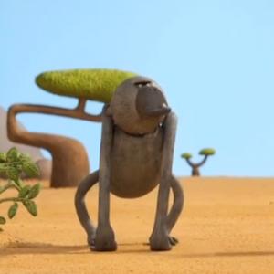 Un épisode sur la croissance des plantes de la série Dis-moi Dimitri de francetv éducation