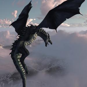 dragon - mot du glossaire Tête à modeler. Définition et activités associées au mot dragon.