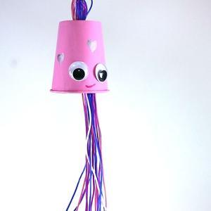 Un tutp pour réaliser une suspension pieuvre