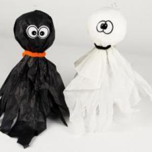 Fantômes d' Halloween