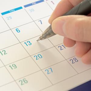 Certaines fêtes n'ont pas de date fixe, elle change chaque année, voici le calendrier des dates pour les fêtes mobiles : Mardi Gras, Les Rameaux, Pâques, Ascension, Pentecôte, fête des mères, fête des pères, fête des grands-mères, fête des grands-pères