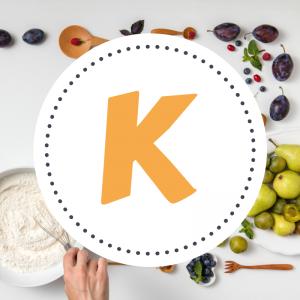 """Sommaire alphabétique des recettes de cuisine commençant par la lettre """"K"""". Classement alphabétique des fiches de cuisine de Tête à modeler, une cuisine simple et facile pour toute la"""