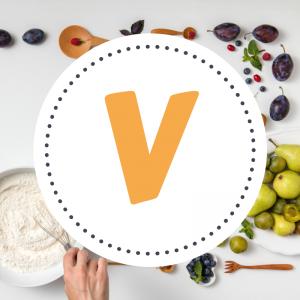 """Classement alphabétique des recettes de cuisine commençant par la lettre """"V"""". Des recettes de cuisine comme verrine ... Classement alphabétique des fiches de cuisine de Tête à modeler"""