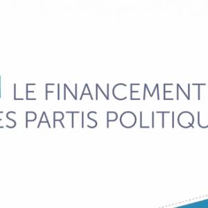 Les explications de francetv éducation sur les financements des partis politiques