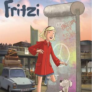 Leipzig, Allemagne de l'Est, 1989. Pendant l'été, Sophie, la meilleure amie de Fritzi part en vacances en lui confiant son chien adoré, Sputnik. A la rentrée des classes, Sophie est absente et sa famille a disparu. Avec Sputnik, Fritzi entreprend de trave