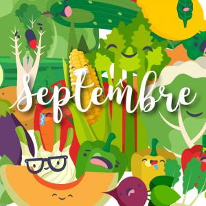 Consommer des fruits et légumes de saison c'est bon pour l'environnement mais aussi pour vous ! Artichaut, brocolis, grenade ou encore raisin : retrouvez notre jolie liste des fruits et légumes de de septembre. Vous pourrez même l'imprimer et la coller su