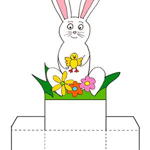 gabarits, modèles et illustrations de Pâques