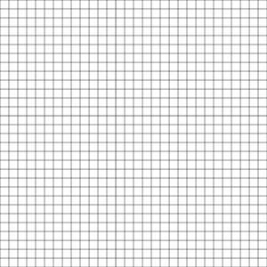 Pour réaliser un dessin en Pixel Art, il vous faut tout d'abord une grille et vous pouvez l'imprimer ici. Il vous suffira de l'imprimer sur une feuille A4 afin de pouvoir créer des dessins en suivant nos modèles.