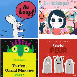 Halloween est particulièrement propice à l'apparition de créatures et monstres en tout genre. Retrouvez nos 16 livres pour enfant préférés qui aideront les enfants à reconnaître et dépasser leurs peurs.