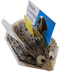 Herisson Porte Papier A Faire Soi Meme Bricolage Pour Enfants
