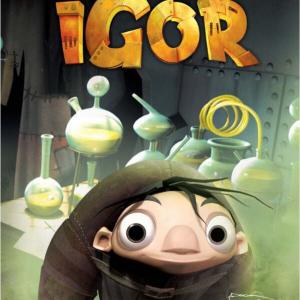 Igor est un film d'animation réalisé par Tony Leondis et produit par les studios Disney. Un super dessin animé pour les plus de 6 ans. Retrouvez la bande annonce, l'affiche et des infos sur le film.