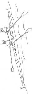 dessin aviron