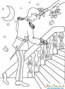 Le prince et la pantoufle de Cendrillon