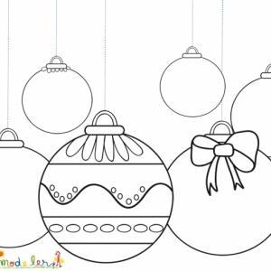 Six boules de Noël
